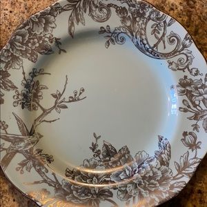 Set of 4 222 Fifth Dinner Plates